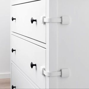 6 for $20 2 sets 4 pieces IKEA Multi latch